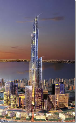 tallest building in the world burj dubai tower inauguration